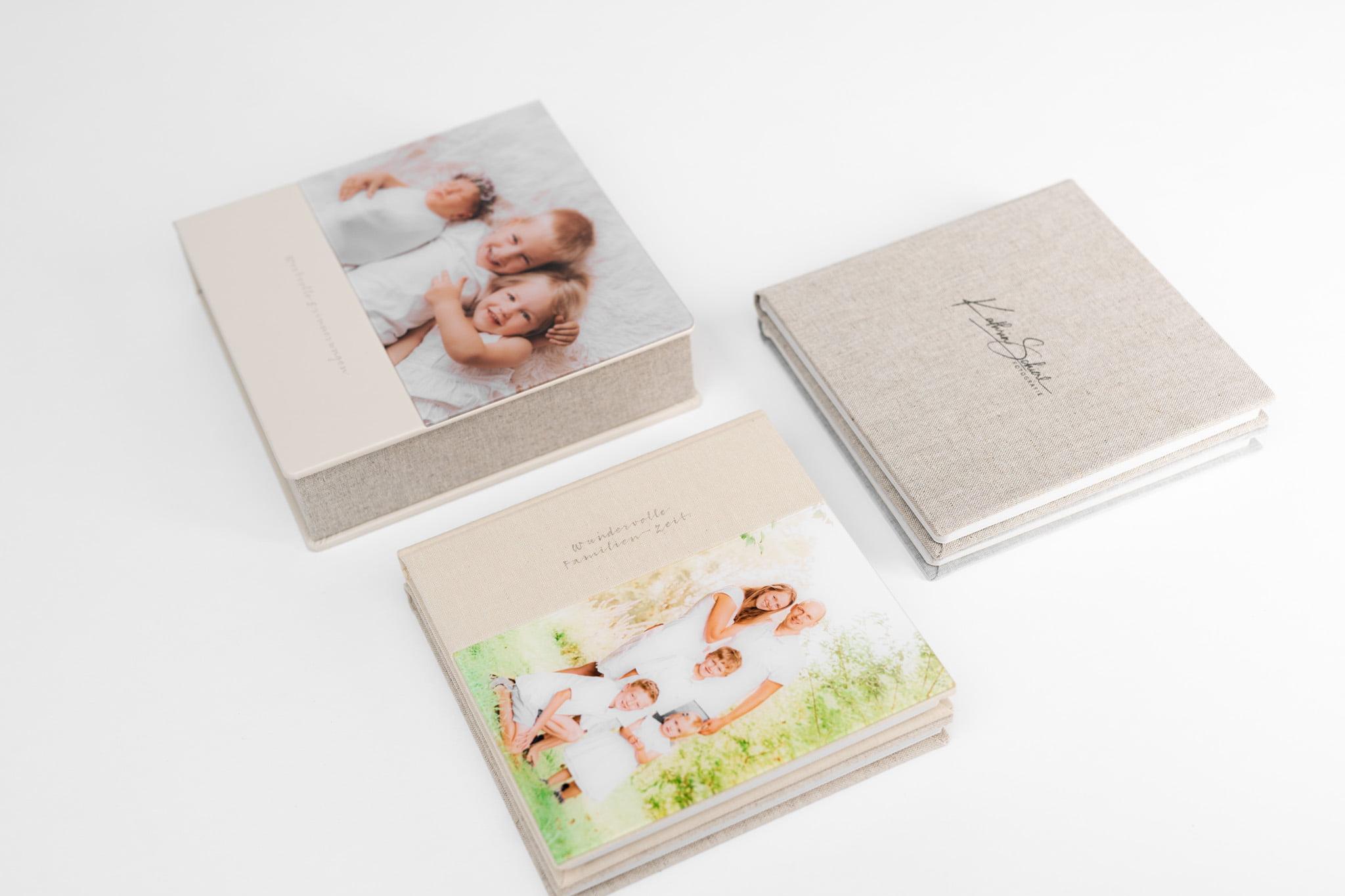 Kathrin Schierl: Produkt Album Kollektion