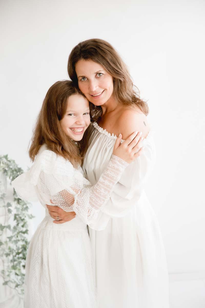 Familienfotos München: Familien-Shooting Mama mit Tochter