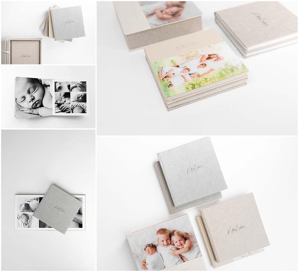 Produkte Fotografin München: Alben Kathrin Schierl