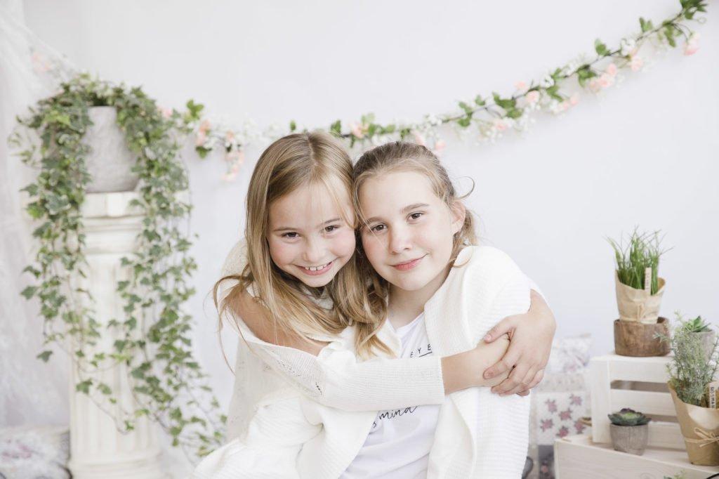 Familienfotos München: Familien-Shooting mit Geschwister-Kinder
