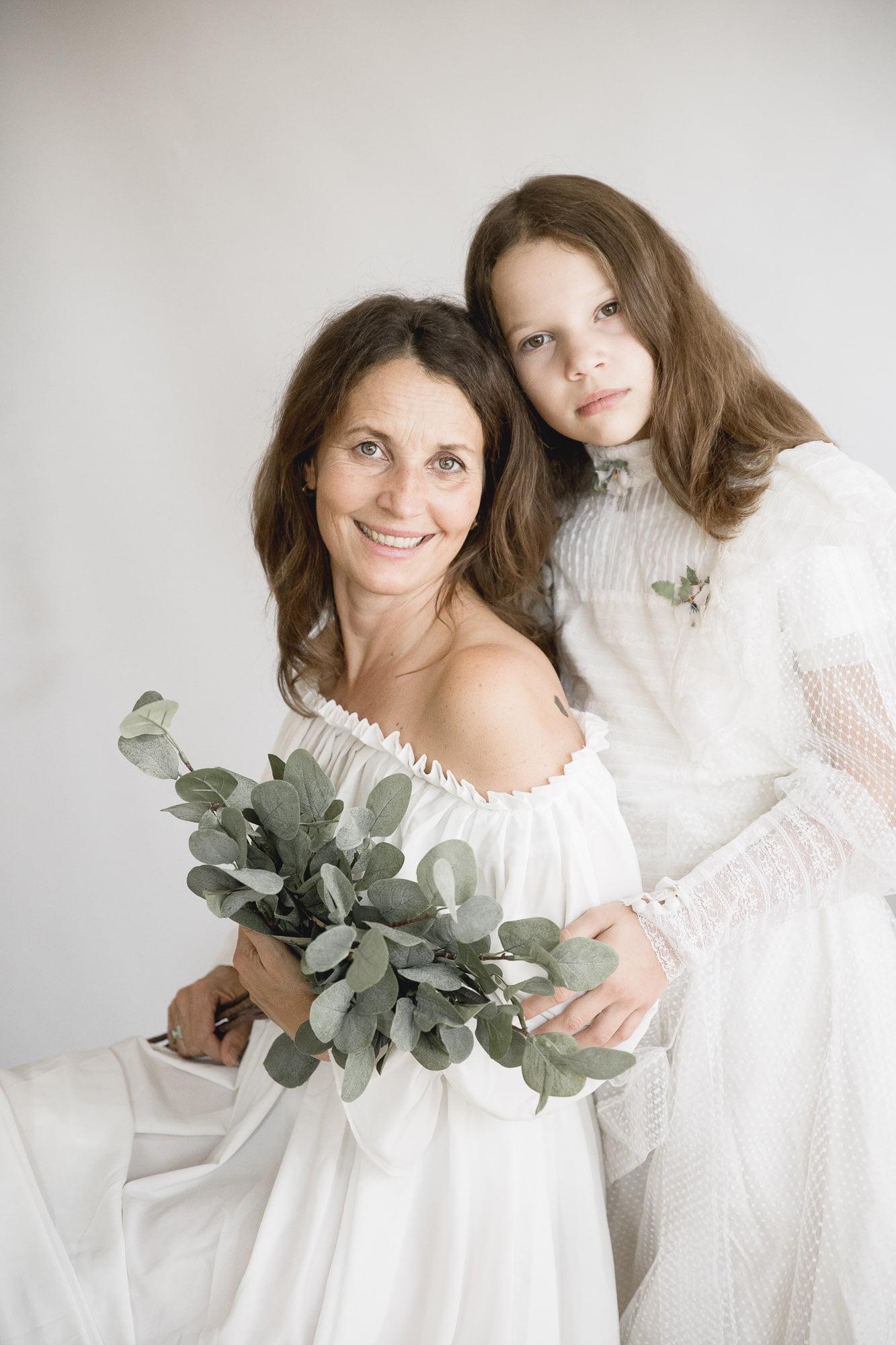Familienfotos München: Familien-Shooting mit Mama und Kind